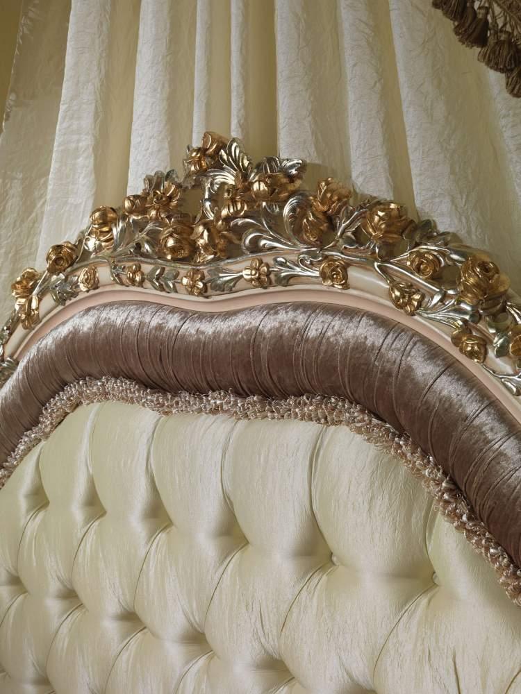Testiera stile classico letto camera Louvre 943