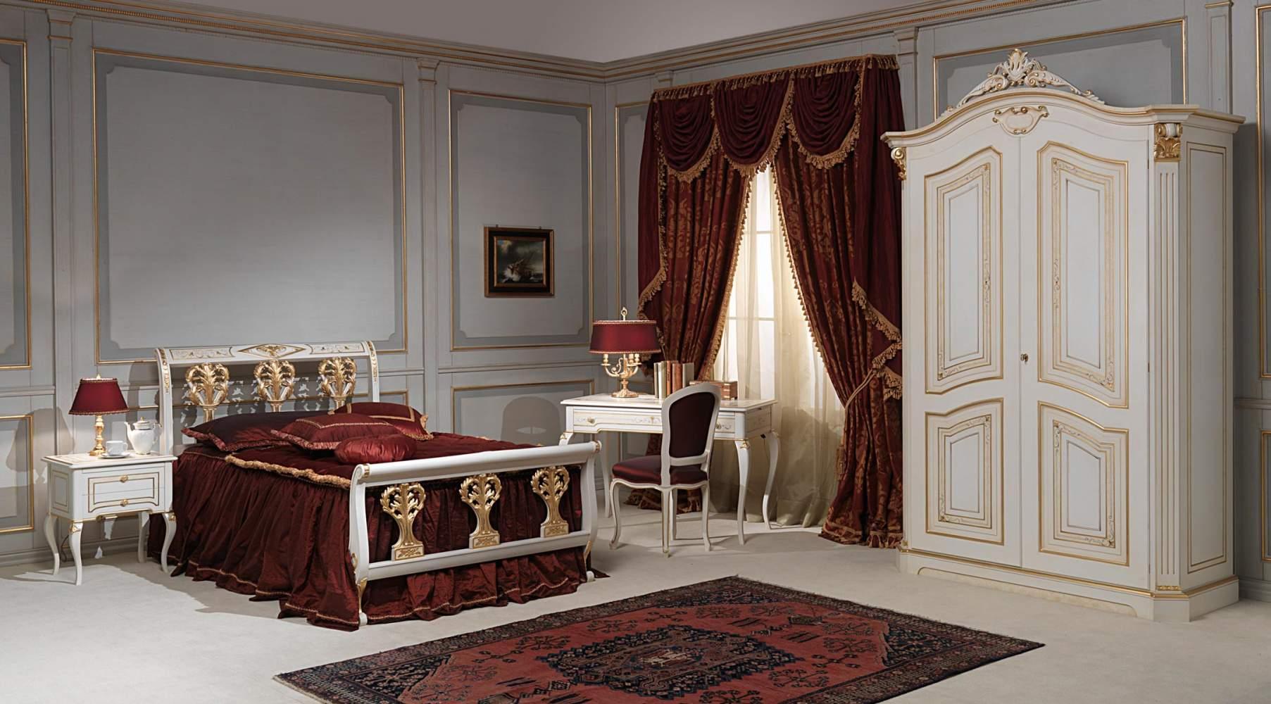 Camera 39 700 francese rubens vimercati meda - Camera da letto in francese ...