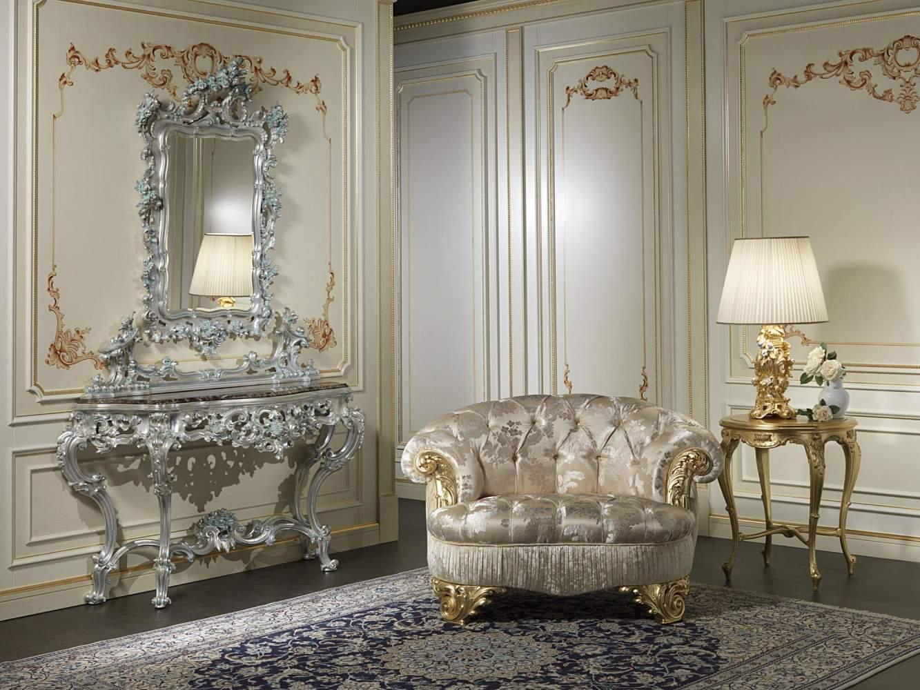Consolle di lusso barocca art. 770  Vimercati Meda